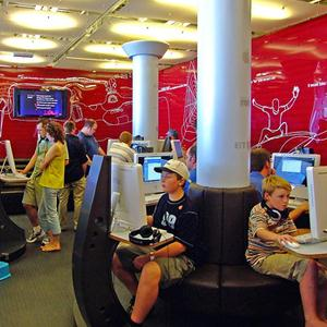 Интернет-кафе Костромы