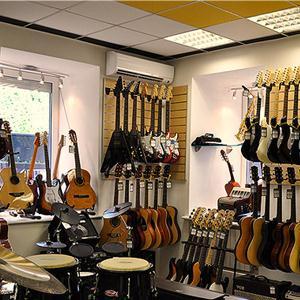 Музыкальные магазины Костромы