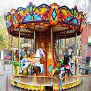 Парки культуры и отдыха Костромы