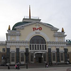 Железнодорожные вокзалы Костромы